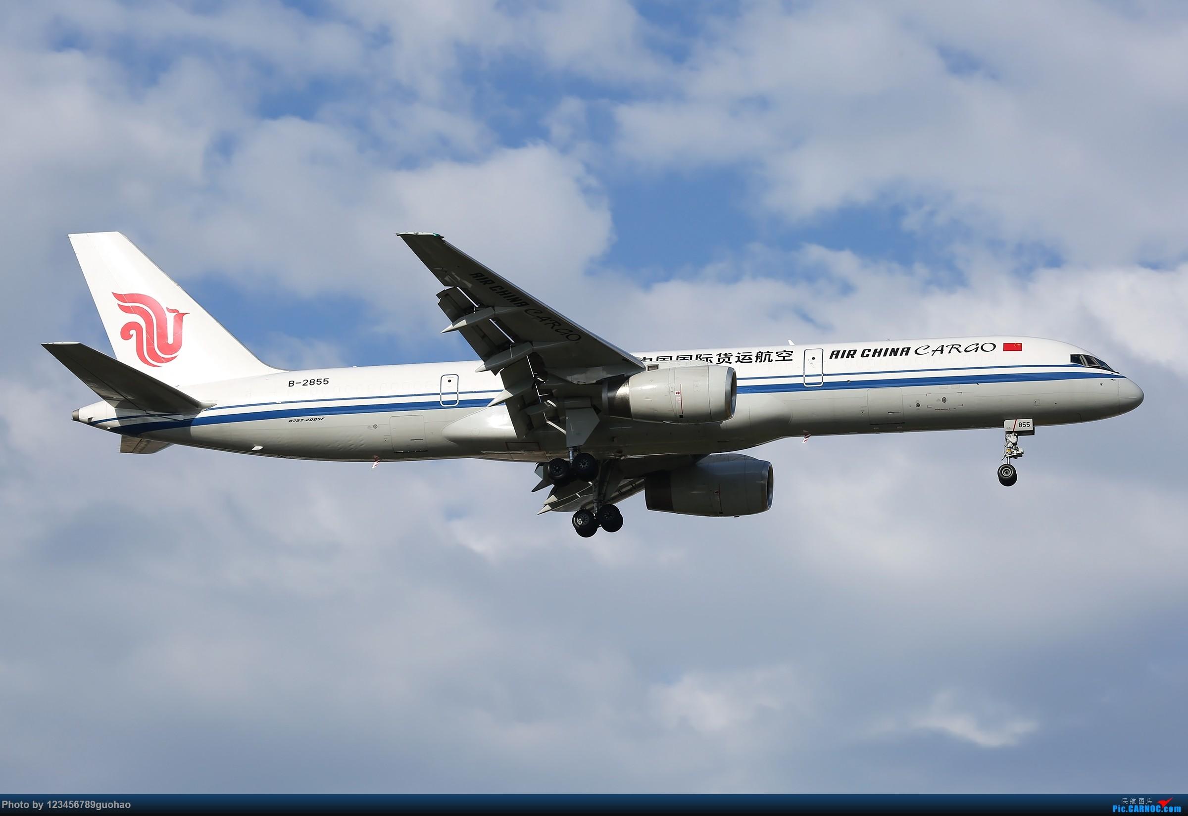 Re:[原创]PEK拍出了SYD的感觉 BOEING 757-200 B-2855 北京首都机场