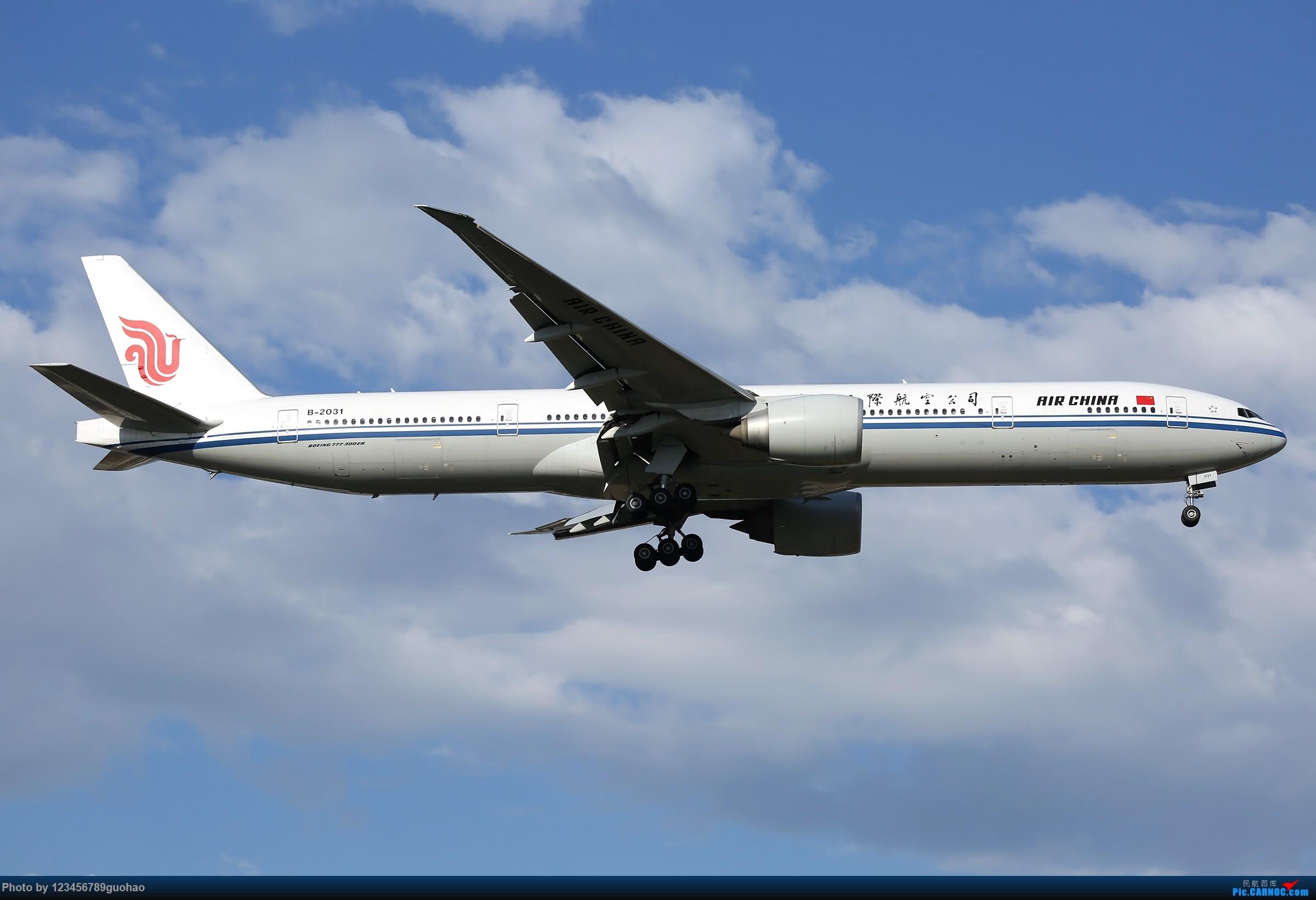 Re:[原创]PEK拍出了SYD的感觉 BOEING 777-300ER B-2031 北京首都机场