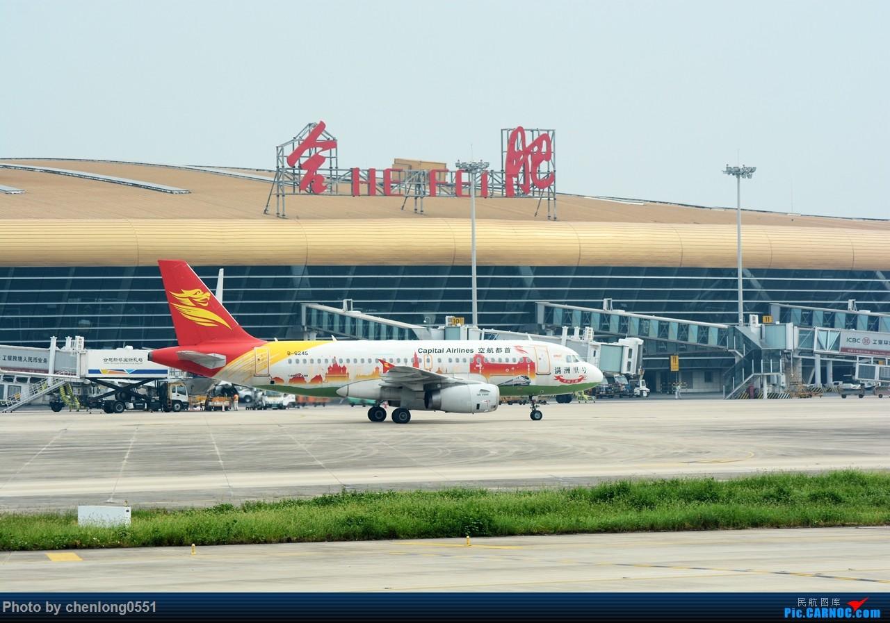 Re:[原创]【合肥飞友会·霸都打机队】一些见过的和一些没见过的 AIRBUS A319-100 B-6245 中国合肥新桥国际机场