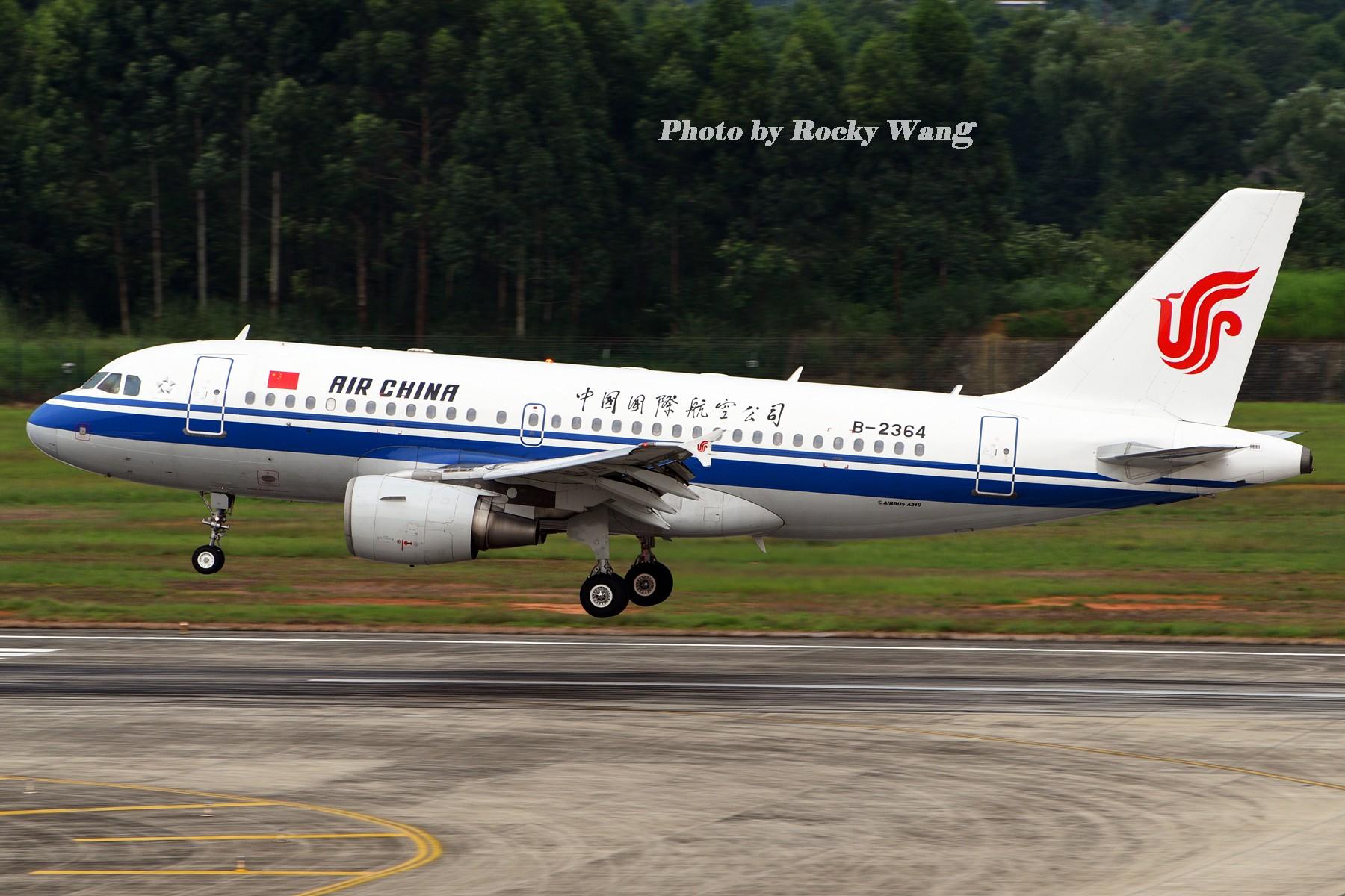Re:[原创]***闪*** AIRBUS A319-100 B-2364 中国成都双流国际机场