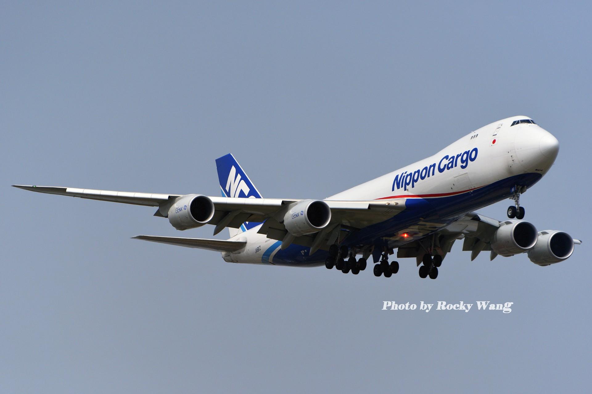 Re:***闪*** BOEING 747-8F JA16KZ 中国上海浦东国际机场