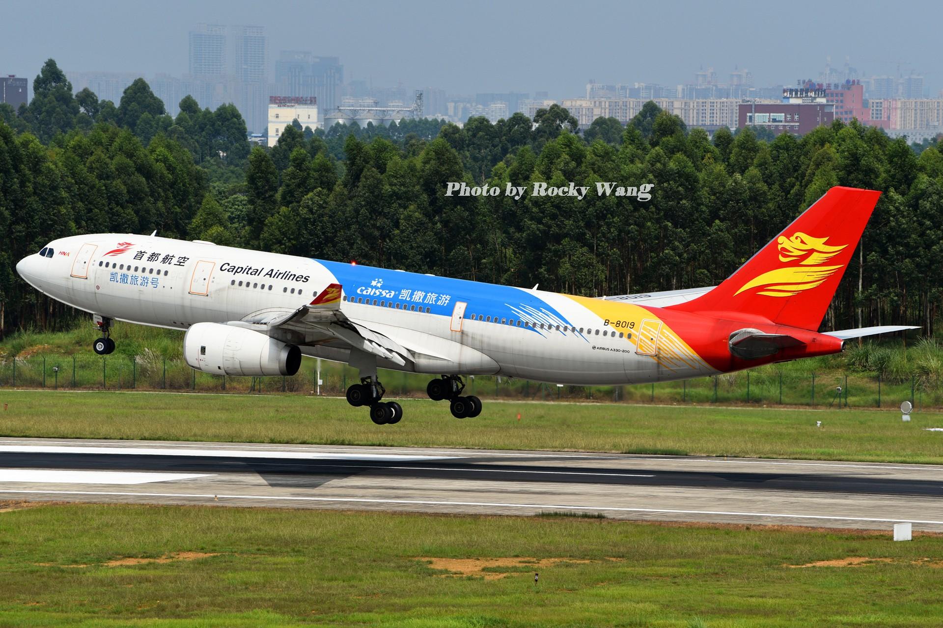 Re:[原创]***闪*** AIRBUS A330-200 B-8019 中国成都双流国际机场