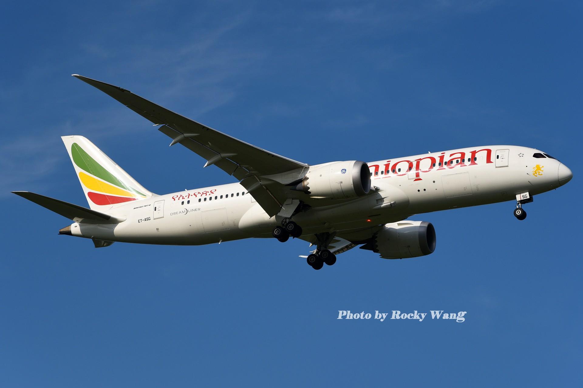 Re:[原创]***闪*** BOEING 787-8 ET-ASG 中国上海浦东国际机场