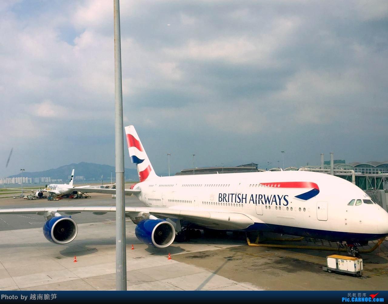 Re:香港国际机场3架A380齐聚!