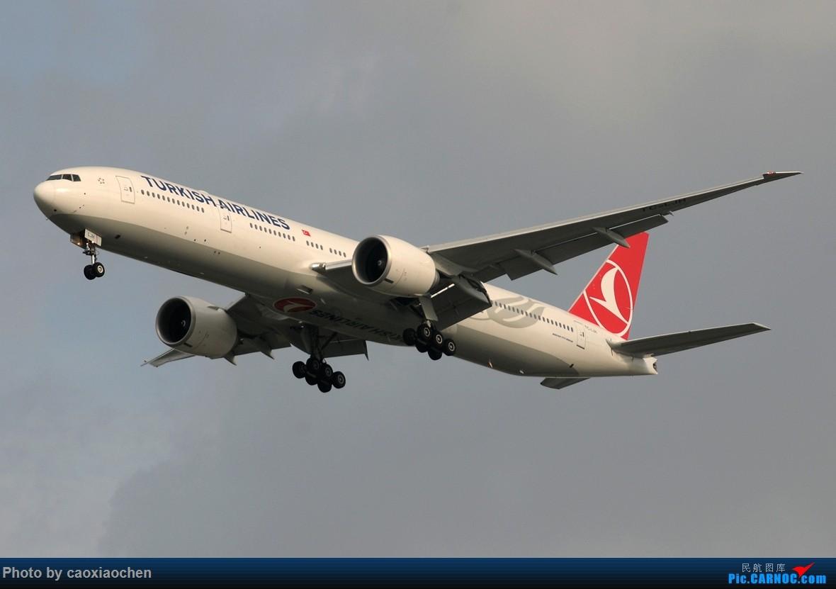 Re:【五图】傍晚几个欧洲来的77W BOEING 777-300ER TC-LGH 中国上海浦东国际机场