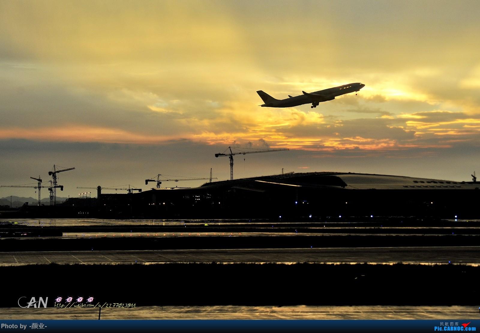 Re:[原创]2011-2016我的打灰机心情[广州]    中国广州白云国际机场