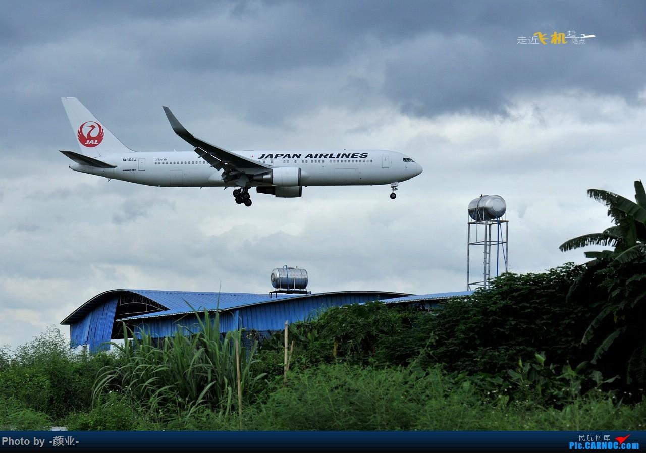 Re:[原创]2011-2016我的打灰机心情[广州] BOEING 767-300ER JA608J 中国广州白云国际机场