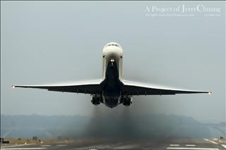 Re:我们这儿737都算重型机!