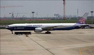 ZSPD的华航波音原厂涂装777-300ER