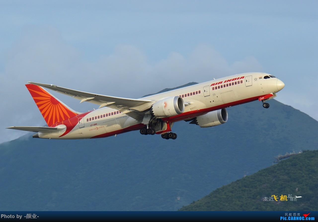Re:[原创]记录曾经拍过的787 BOEING 787-8 VT-ANR 中国广州白云国际机场