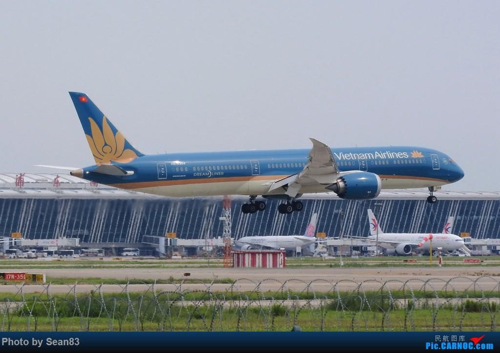 Re:[原创](PVG) 新来的787们 BOEING 787-9 VN-A864 上海浦东国际机场