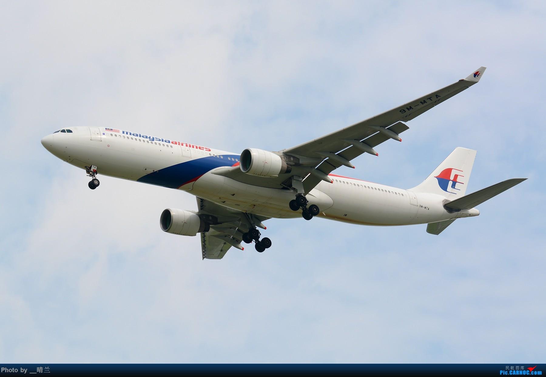 Re:[原创][PVG]拖延症患者迟交的作业,妖天下的35L向北进近 AIRBUS A330-300 9M-MTA 中国上海浦东国际机场