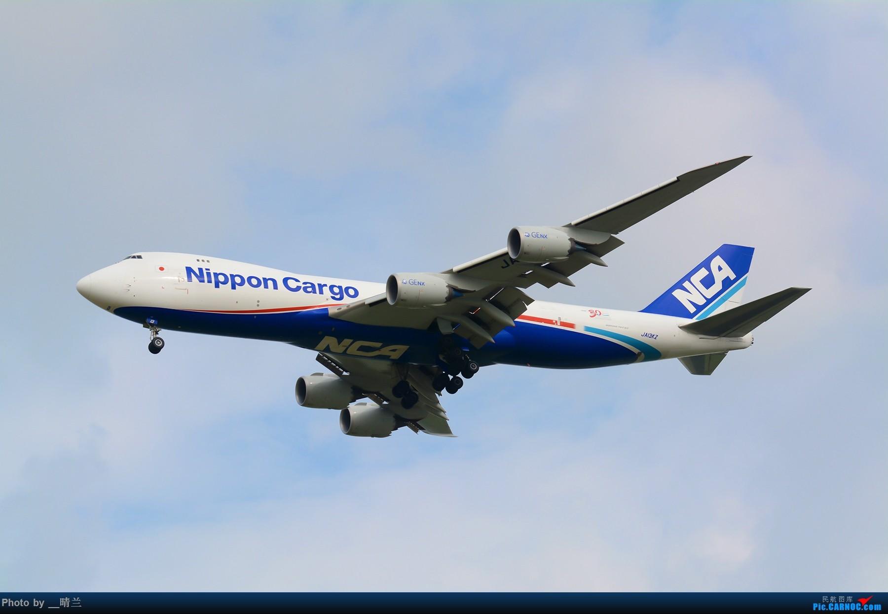 Re:[PVG]拖延症患者迟交的作业,妖天下的35L向北进近 BOEING 747-8F JA13KZ 中国上海浦东国际机场