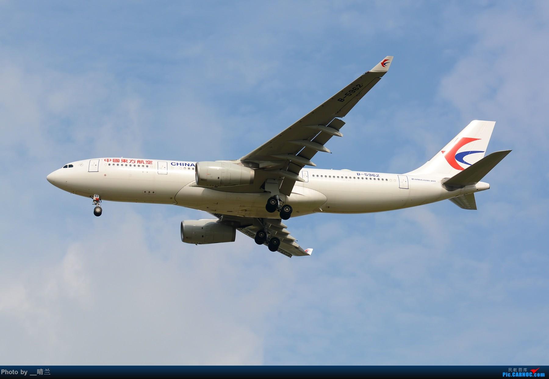 Re:[原创][PVG]拖延症患者迟交的作业,妖天下的35L向北进近 AIRBUS A330-200 B-5962 中国上海浦东国际机场