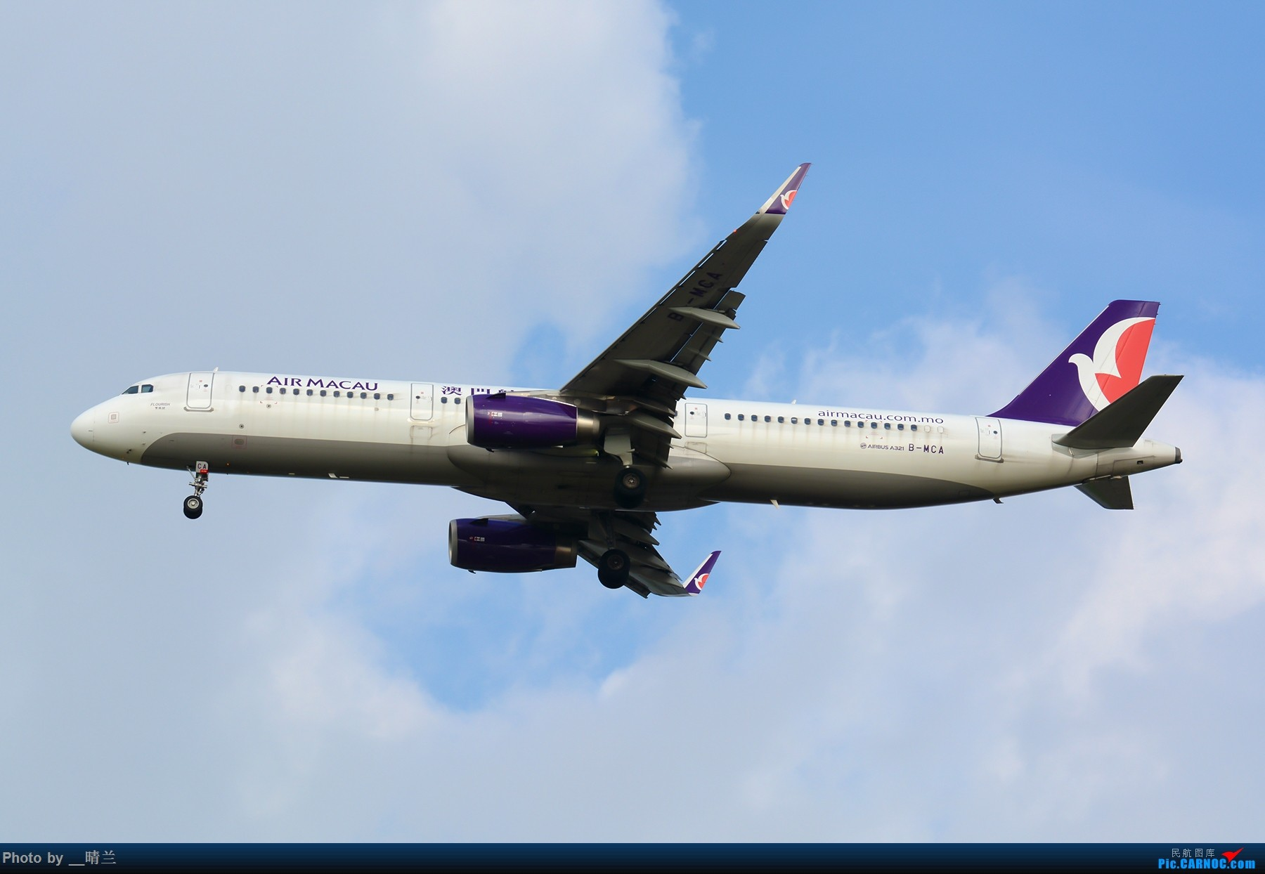 Re:[原创][PVG]拖延症患者迟交的作业,妖天下的35L向北进近 AIRBUS A321-200 B-MCA 中国上海浦东国际机场