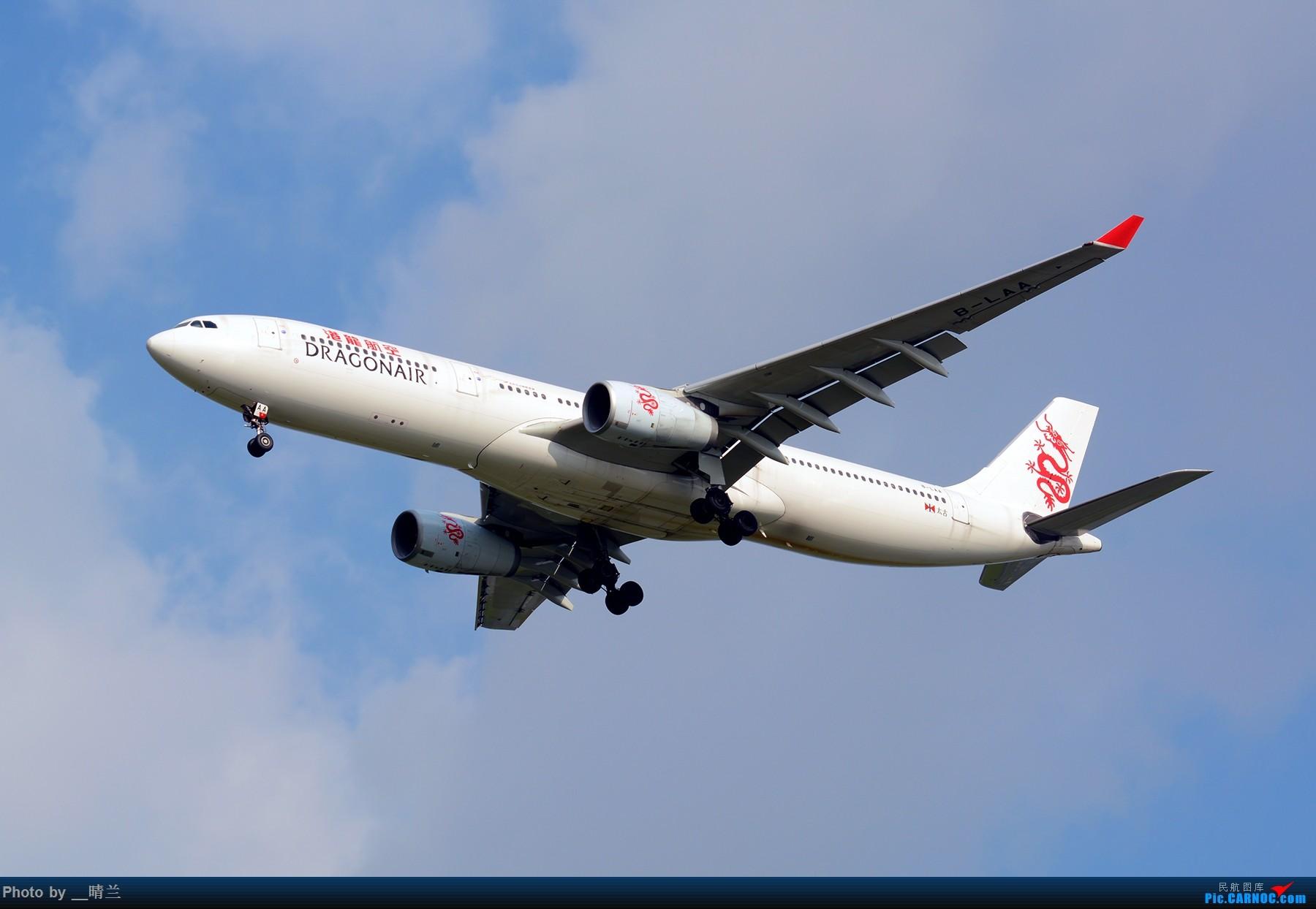 Re:[原创][PVG]拖延症患者迟交的作业,妖天下的35L向北进近 AIRBUS A330-300 B-LAA 中国上海浦东国际机场