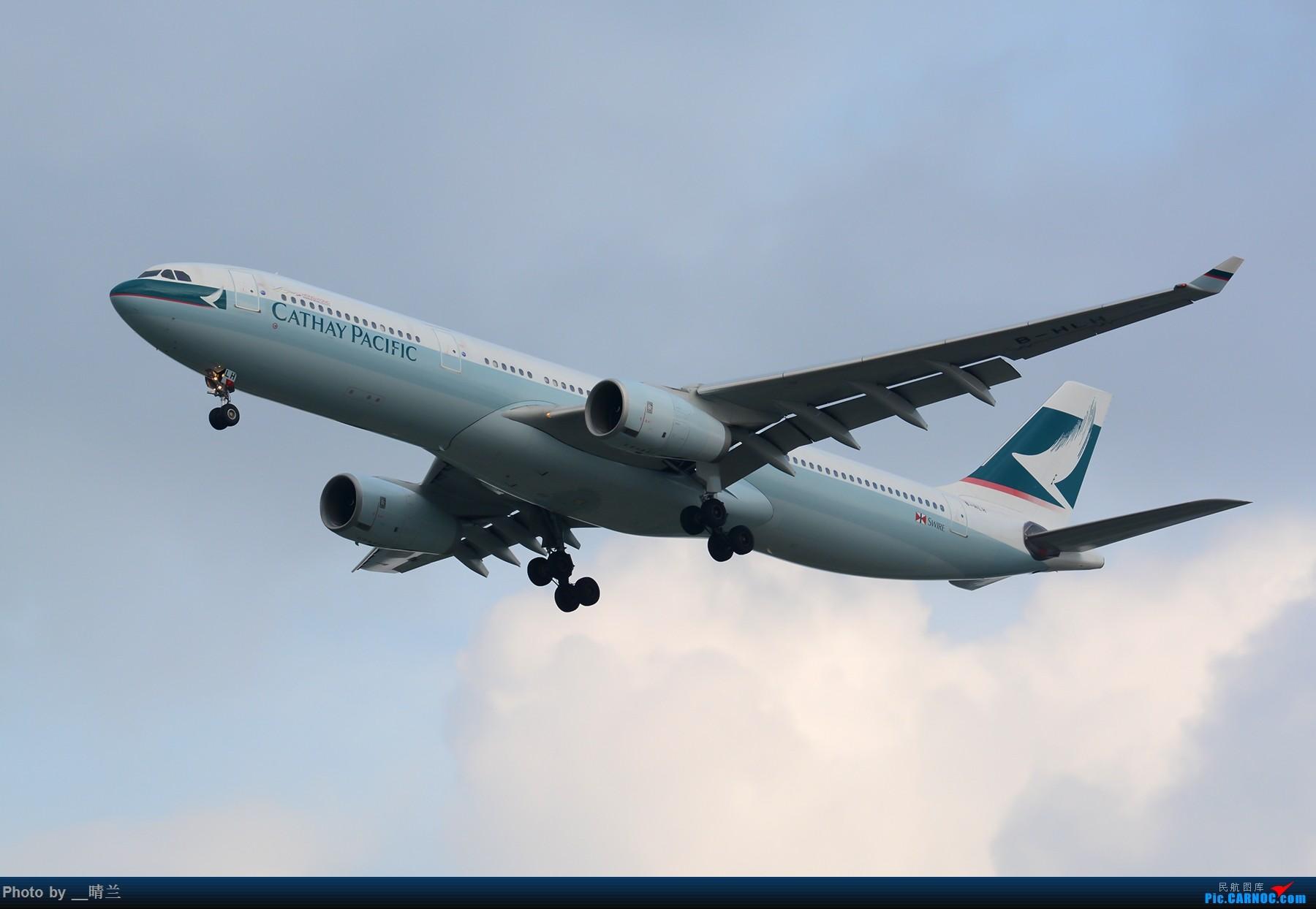 Re:[原创][PVG]拖延症患者迟交的作业,妖天下的35L向北进近 AIRBUS A330-300 B-HLH 中国上海浦东国际机场