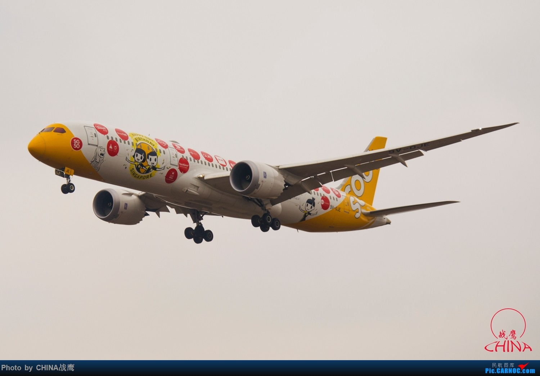 [原创]【SHE】拍飞机的乐趣2 BOEING 787-9 9V-OJE 中国沈阳桃仙国际机场