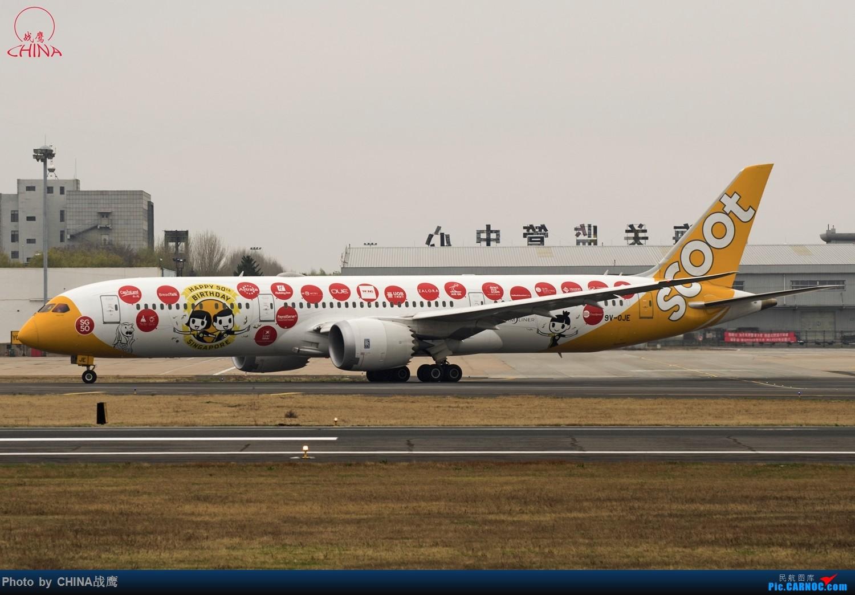 Re:[原创]【SHE】拍飞机的乐趣2 BOEING 787-9 9V-OJE 中国沈阳桃仙国际机场