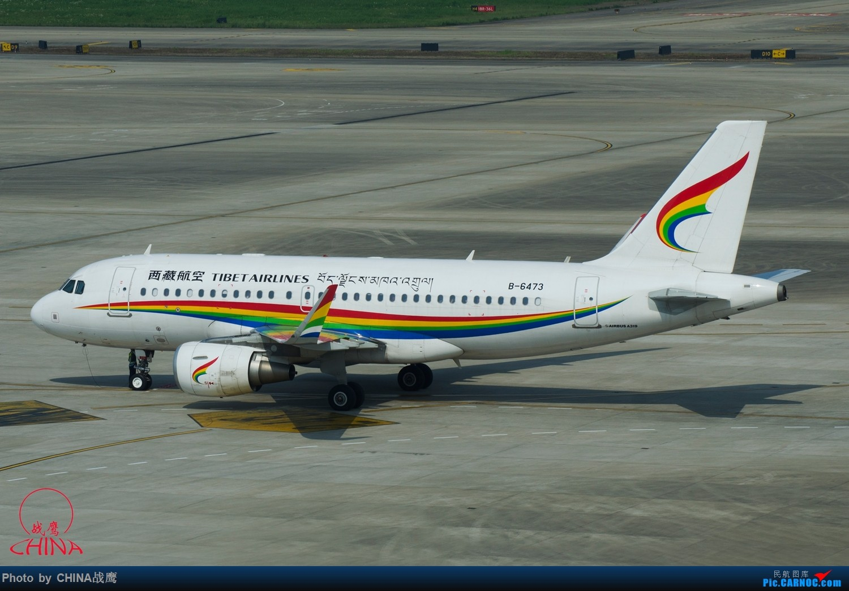 Re:[原创]【SHE】拍飞机的乐趣2 AIRBUS A319-100 B-6473 中国上海虹桥国际机场