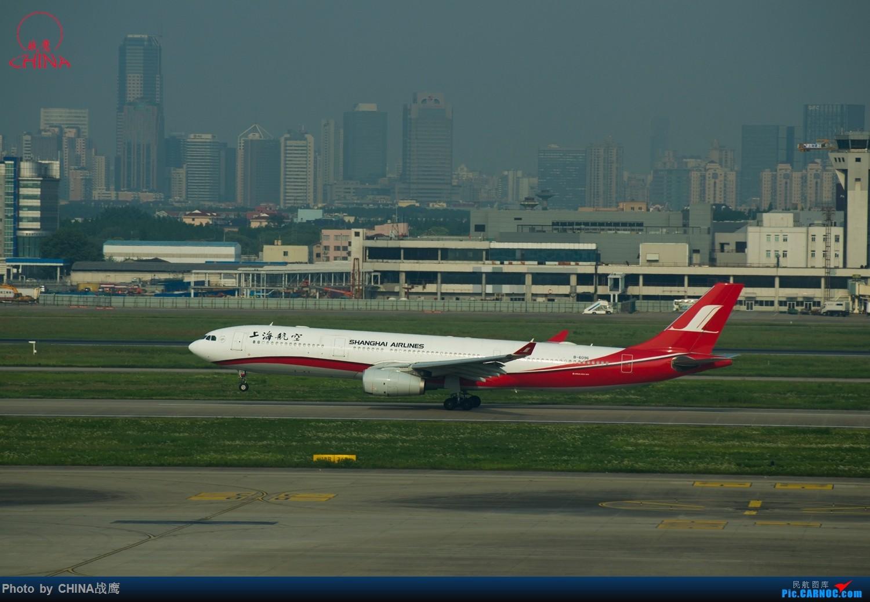 Re:[原创]【SHE】拍飞机的乐趣2 AIRBUS A330-300 B-6096 中国上海虹桥国际机场