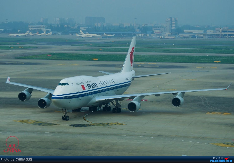 Re:[原创]【SHE】拍飞机的乐趣2 BOEING 747-400 B-2447 中国上海虹桥国际机场