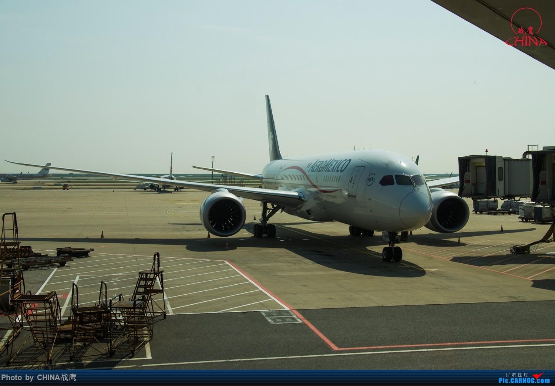 Re:[原创]【SHE】拍飞机的乐趣2 BOEING 787  中国上海虹桥国际机场