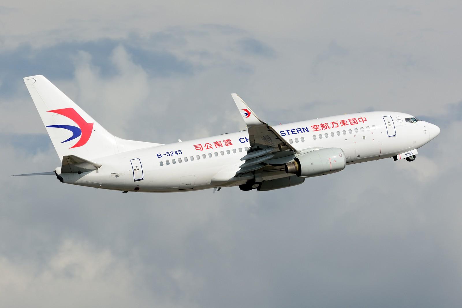 Re:[原创]【KMG】发几张长水的存货,提前祝大家国庆快乐~~~ BOEING 737-700 B-5245 中国昆明长水国际机场