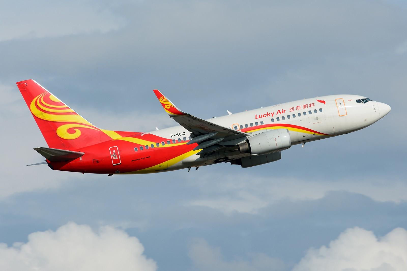 Re:[原创]【KMG】发几张长水的存货,提前祝大家国庆快乐~~~ BOEING 737-700 B-5810 中国昆明长水国际机场