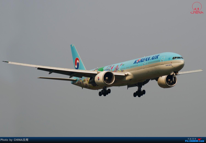 Re:[原创]【SHE】拍飞机的乐趣2 BOEING 777 HL-8209 中国沈阳桃仙国际机场