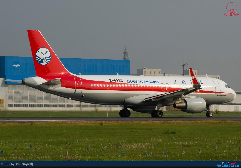 Re:[原创]【SHE】拍飞机的乐趣2 AIRBUS A320-200 B-8323 中国沈阳桃仙国际机场