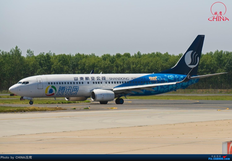 Re:[原创]【SHE】拍飞机的乐趣2 BOEING 737-800 B-5119 中国沈阳桃仙国际机场