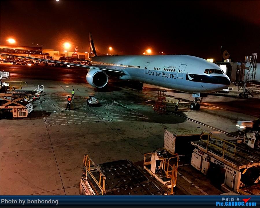 Re:[原创]LAX-CAN-CTU BOEING 777-300 BKPW 美国洛杉矶机场