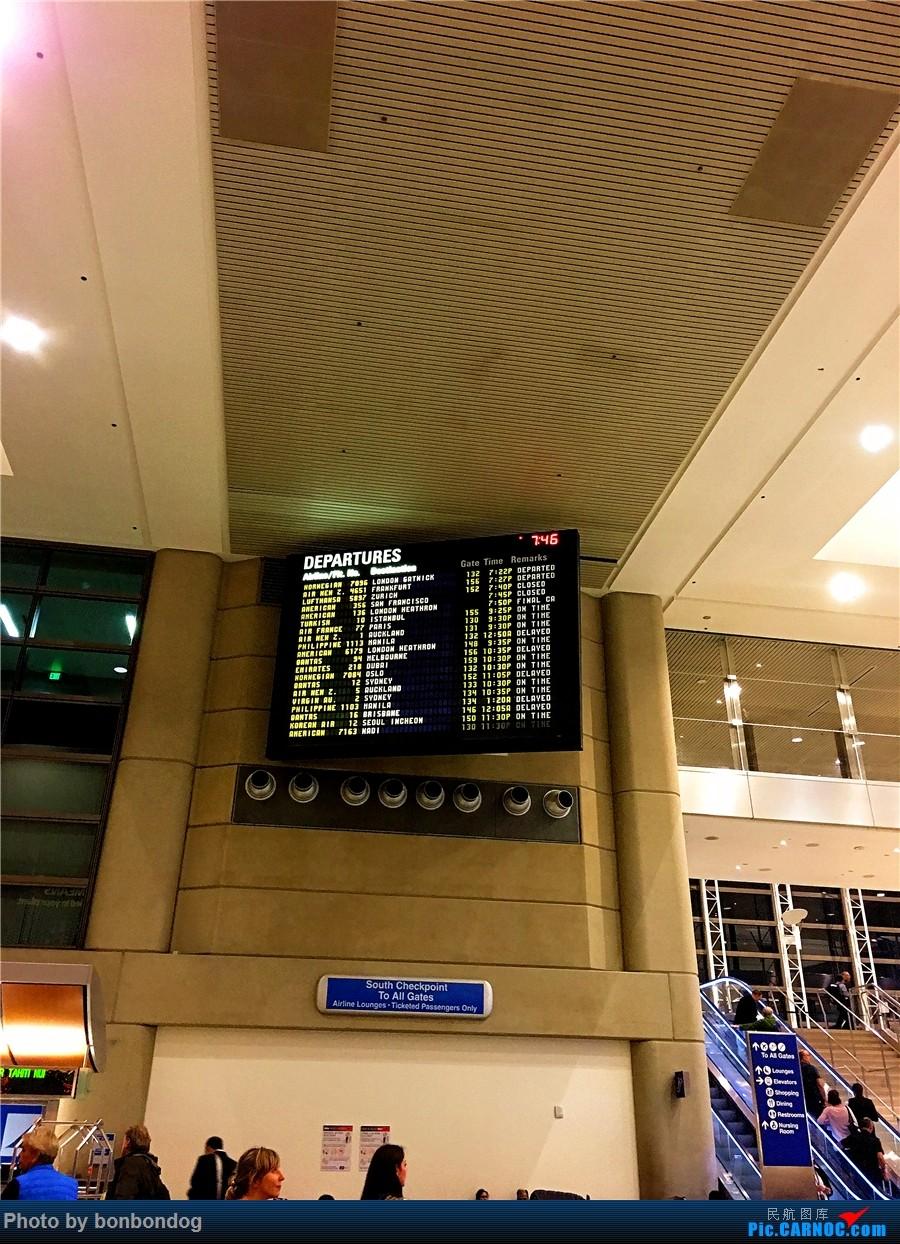 Re:[原创]LAX-CAN-CTU    美国洛杉矶机场