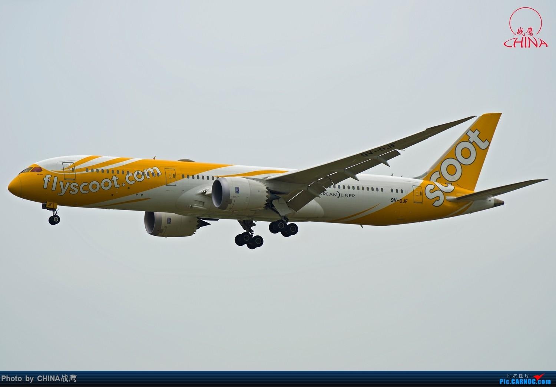 Re:[原创]【SHE】拍飞机的乐趣2 BOEING 787-9 9V-OJF 中国沈阳桃仙国际机场
