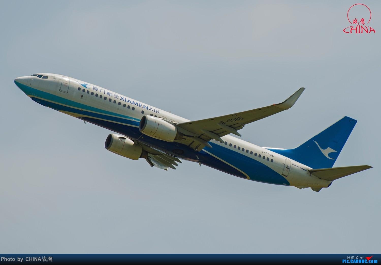 Re:[原创]【SHE】拍飞机的乐趣2 BOEING 737-800 B-5385 中国沈阳桃仙国际机场