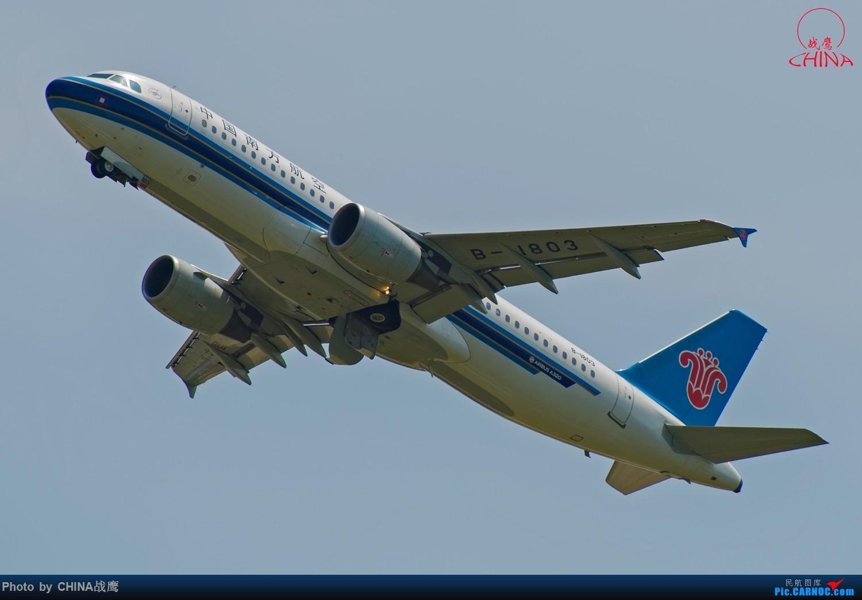 Re:【SHE】拍飞机的乐趣2 AIRBUS A320-200 B-1803 中国沈阳桃仙国际机场