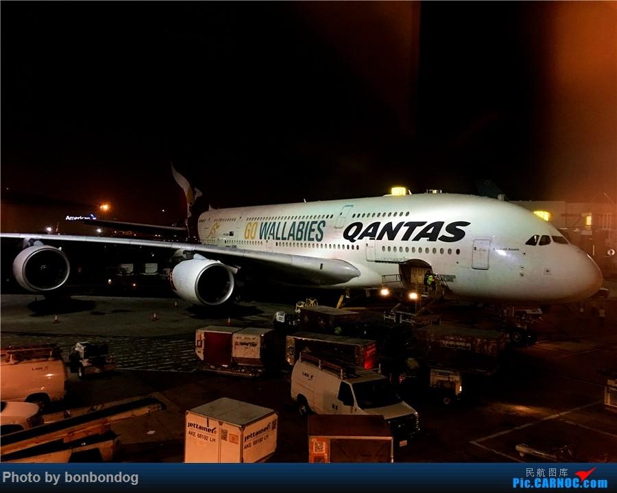Re:[原创]LAX-CAN-CTU AIRBUS A380-800 VHOQH 美国洛杉矶机场