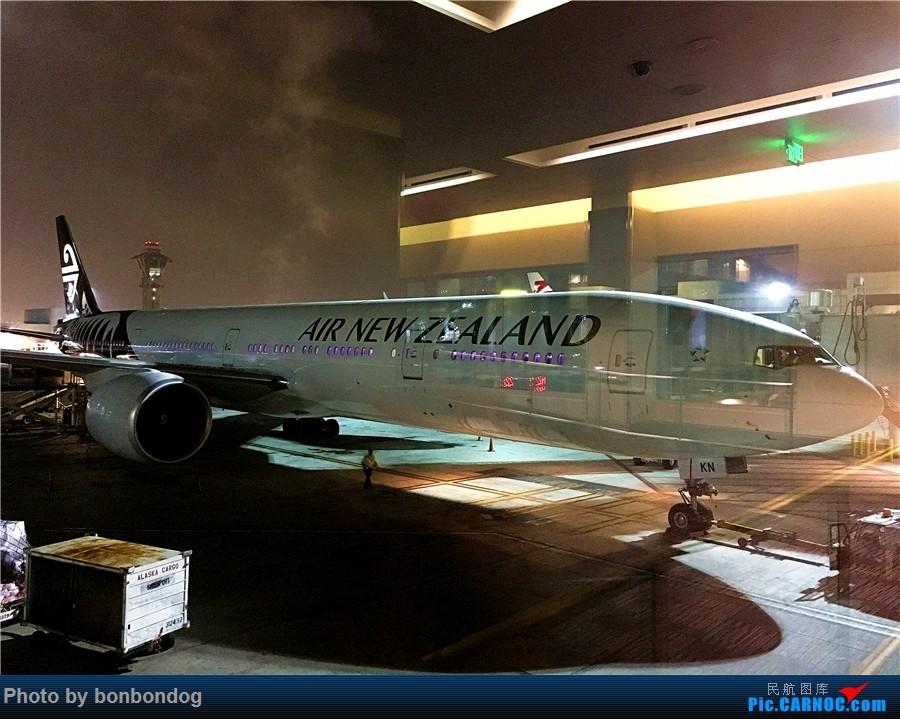 Re:[原创]LAX-CAN-CTU BOEING 777-300ER ZKOKN 美国洛杉矶机场