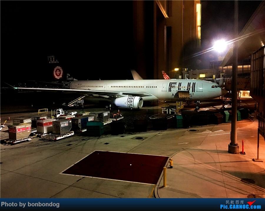 Re:[原创]LAX-CAN-CTU AIRBUS A330 DQ-FJU 美国洛杉矶机场
