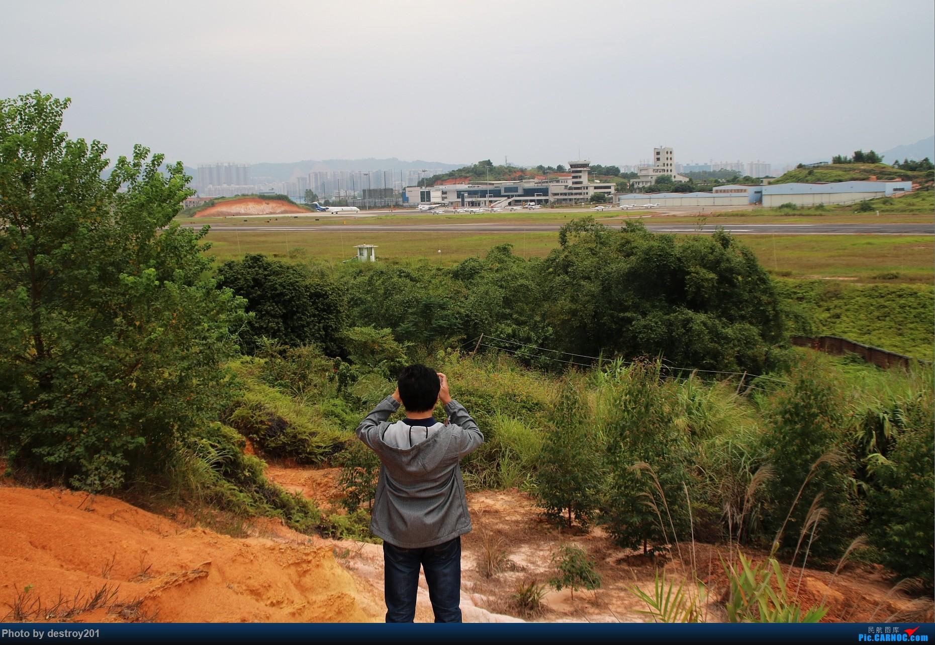 中国梧州长洲岛机场