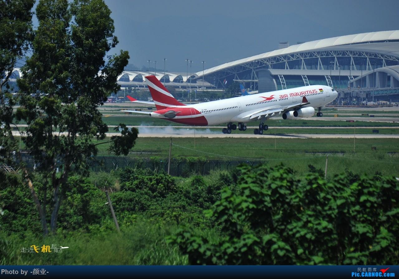 Re:[原创]2011-2016我的打灰机心情[广州] AIRBUS A340 3B-NBE 中国广州白云国际机场