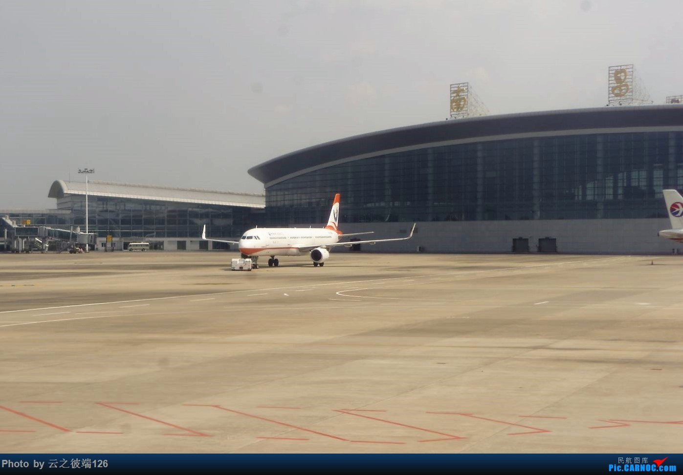 Re:[原创]KHN-CTU-JZH-CTU-NKG造访蜀地,体验世界里程最贵机票,多图 AIRBUS A321-200