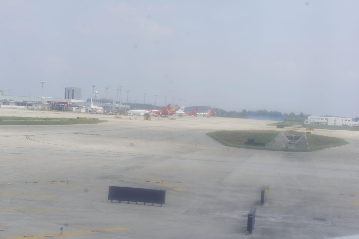 Re:[原创]KHN-CTU-JZH-CTU-NKG造访蜀地,体验世界里程最贵机票,多图    中国南京禄口国际机场