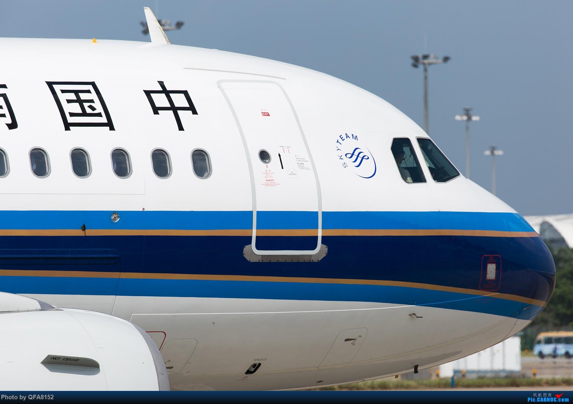 [原创]冒泡 AIRBUS A319-100 B-6020 中国广州白云国际机场