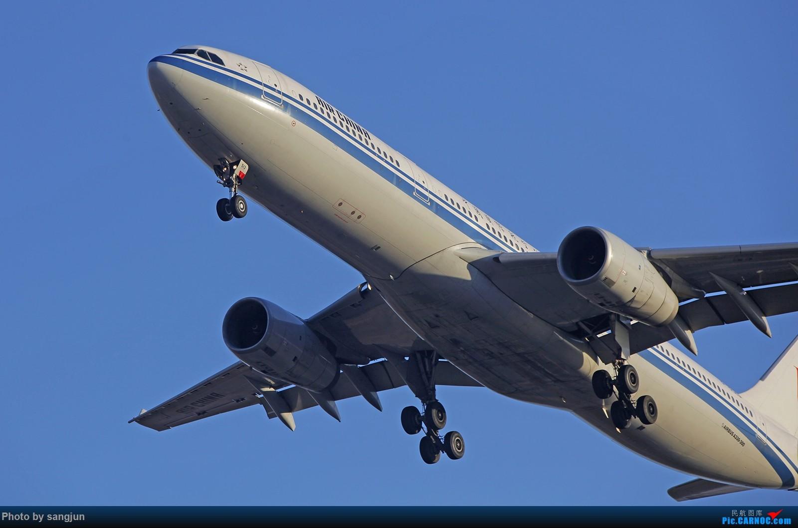 Re:PEK晚霞时的的那些大家伙!HEAVY来袭! AIRBUS A330-300 B-6513 中国北京首都国际机场