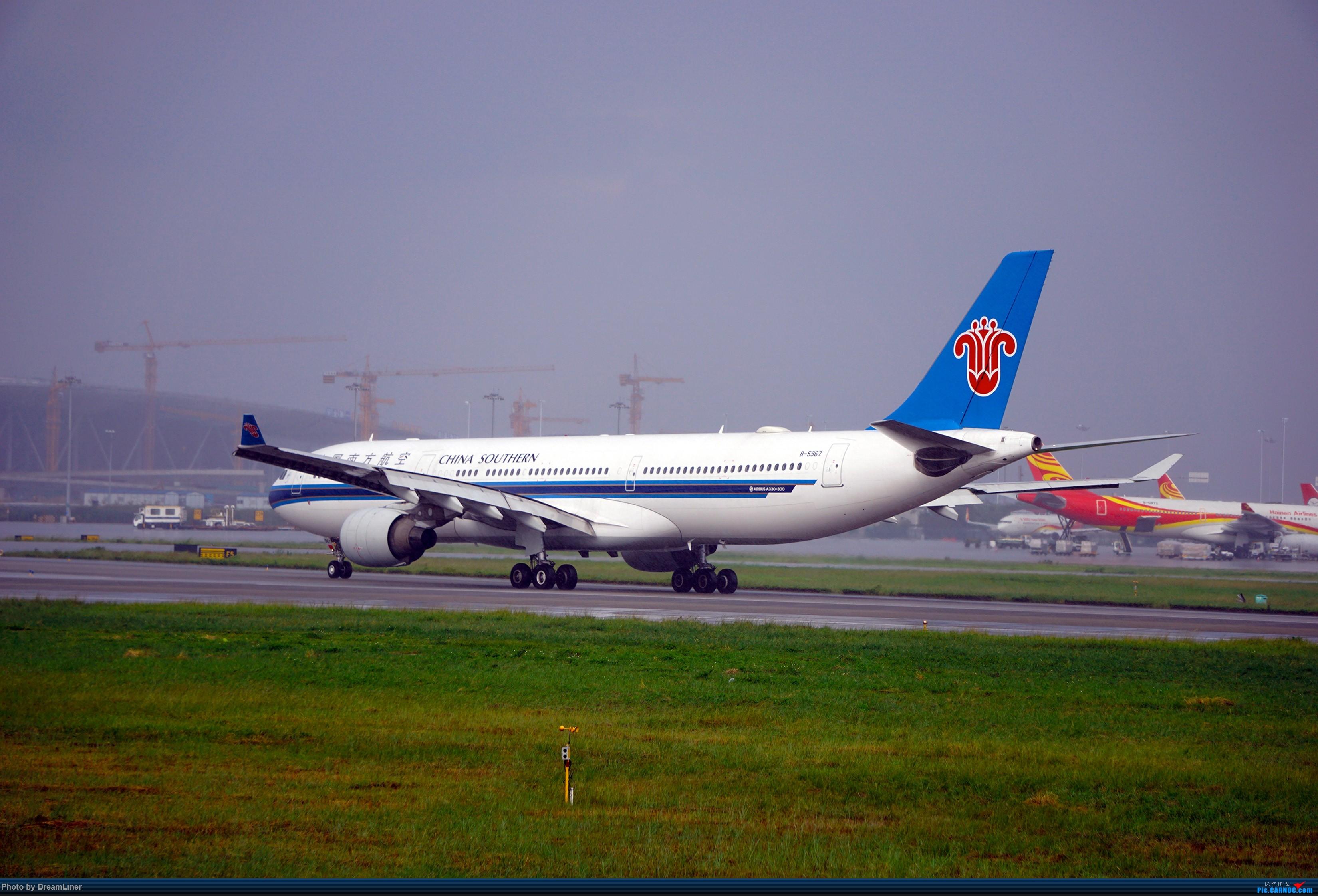 Re:[原创]2016.10.3 白云机场明星村、团结村拍机(部分修图) AIRBUS A330-300 B-5967 中国广州白云国际机场