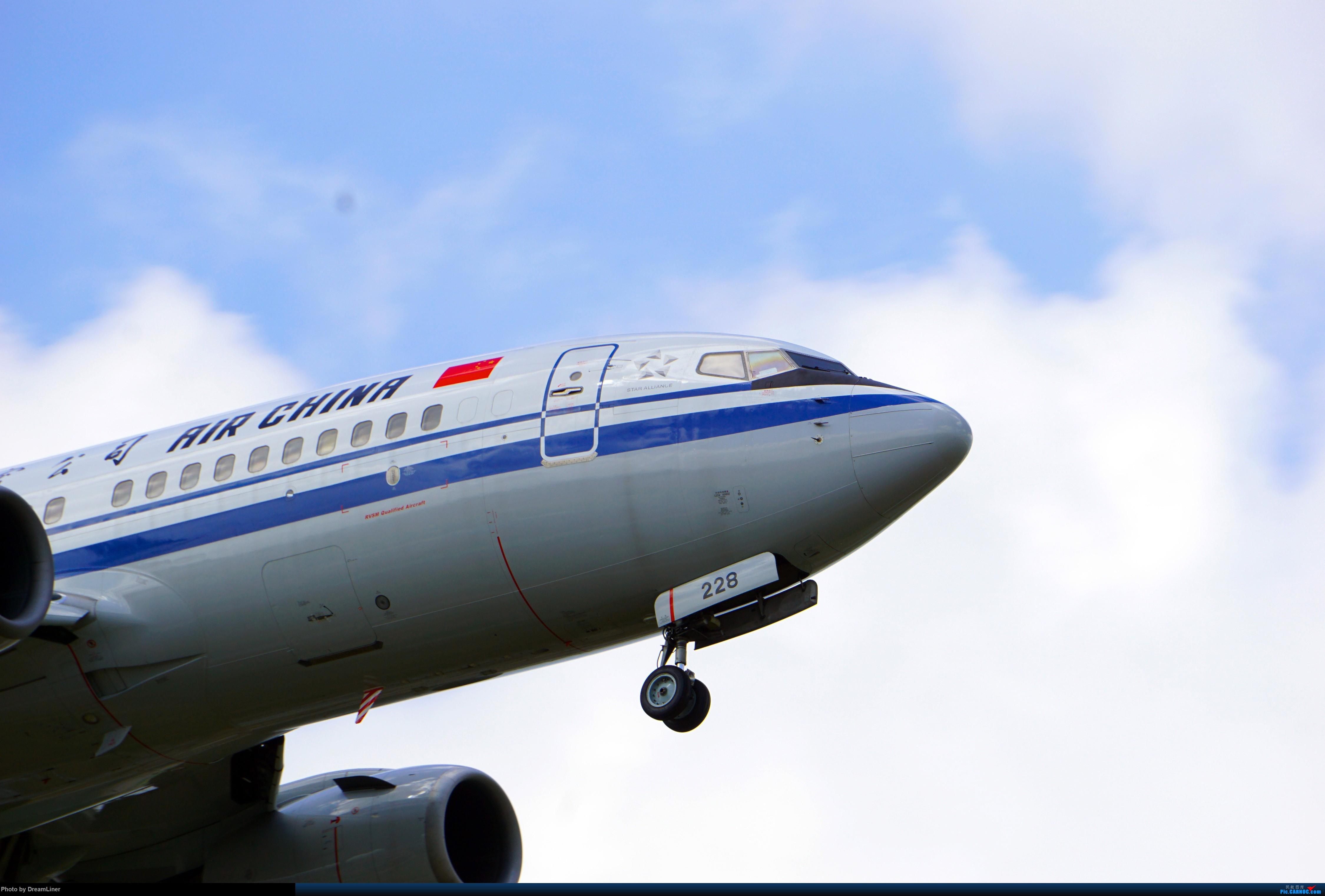 Re:[原创]2016.10.3 白云机场明星村、团结村拍机(部分修图) BOEING 737-700 B-5228 中国广州白云国际机场