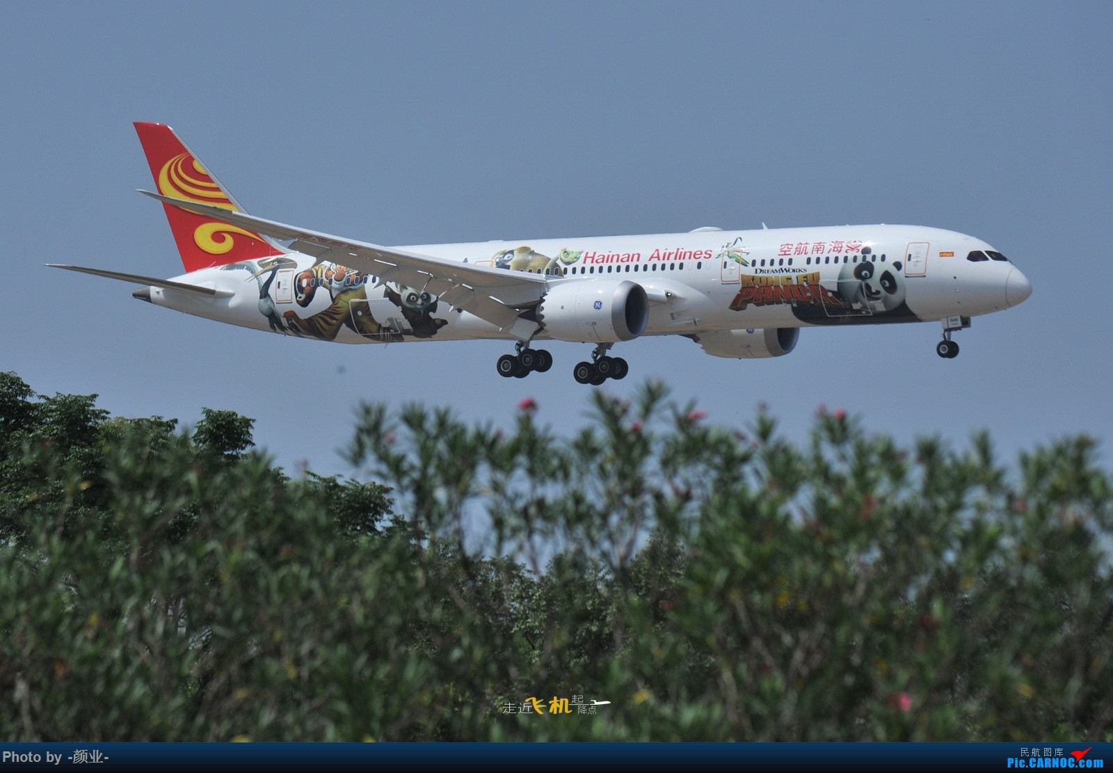 Re:[原创]2011-2016我的打灰机心情[广州] BOEING 787-9 B-1540 中国广州白云国际机场