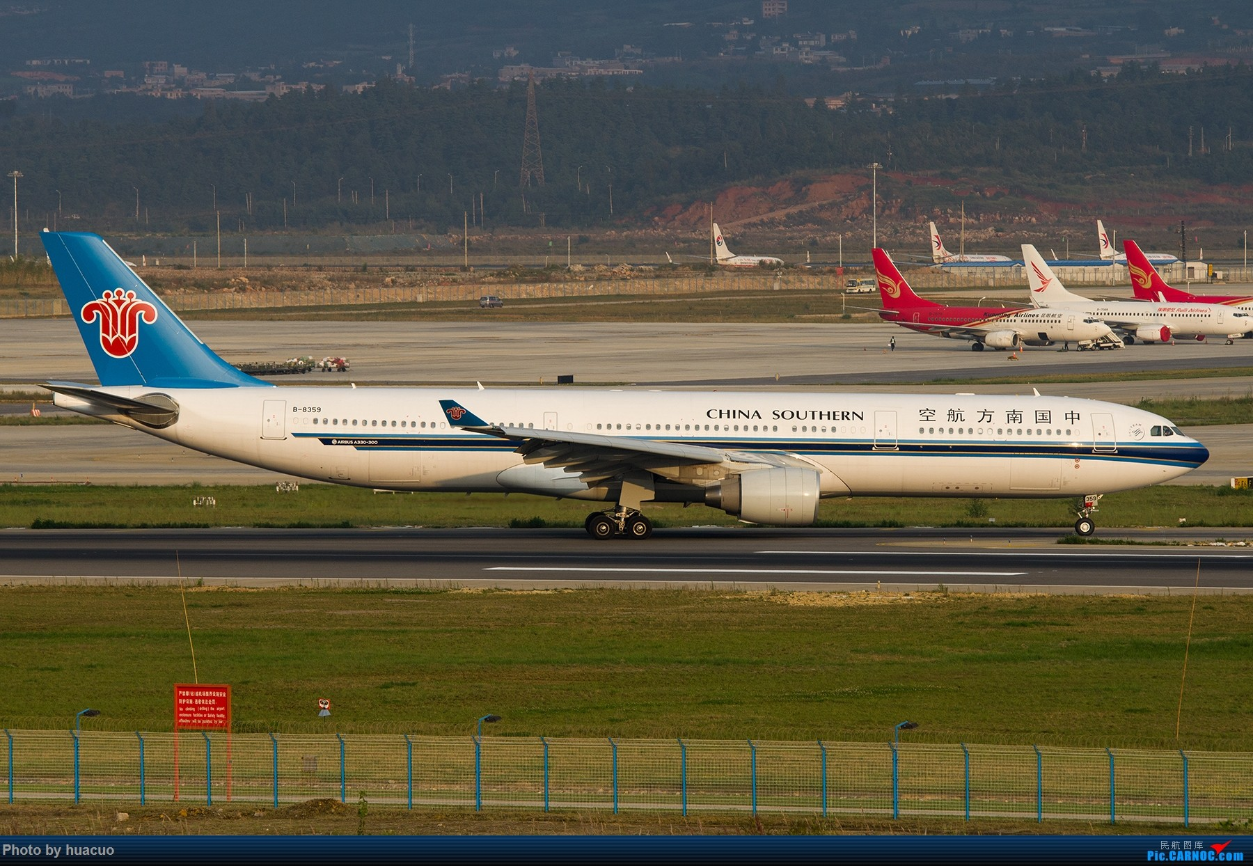 Re:[原创]【KMG】昆明机场日常 AIRBUS A330-300 B-8359 中国昆明长水国际机场